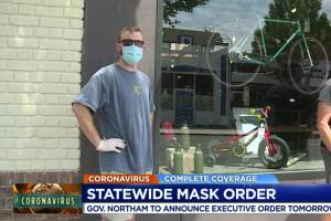 Virginians prepare for potential mandate on wearing masks in public