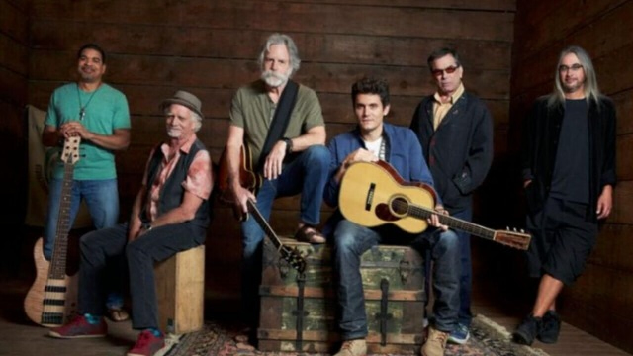 Dead and Company coming to Darien Lake