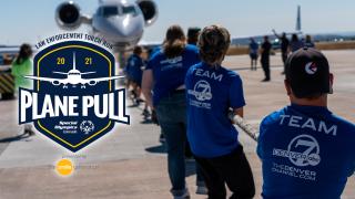 2021 Special Olympics Colorado Plane Pull