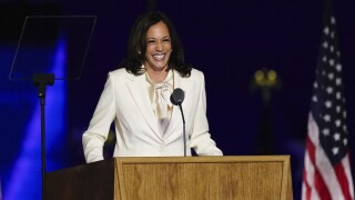 VP-elect Kamala Harris announces hires for staff positions, which include several women of color