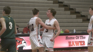 Bozeman Hawks soar into AA State Tournament by cruising past CMR