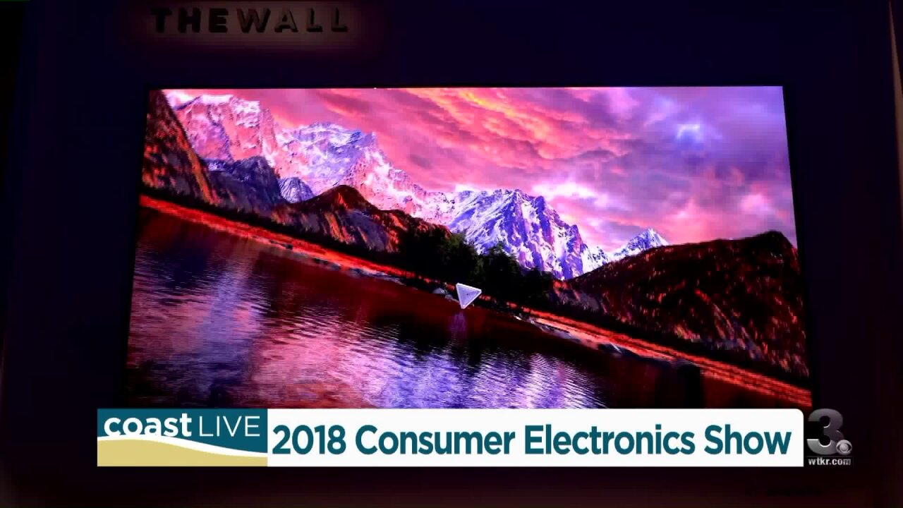 Live from the floor of the Consumer Electronics Show on CoastLive