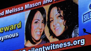 Melissa Mason and Nicole Glass