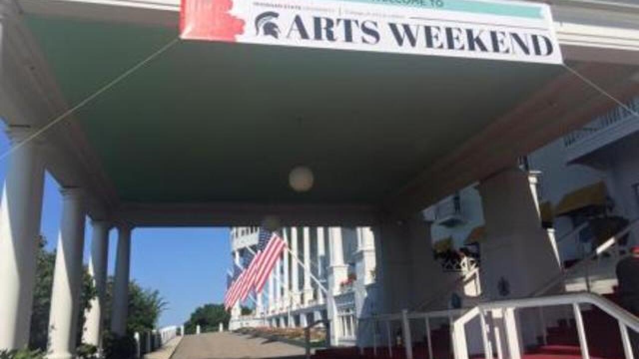 MSU's 22nd annual Arts Weekend