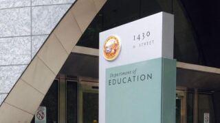 California Department of Education - Sacramento