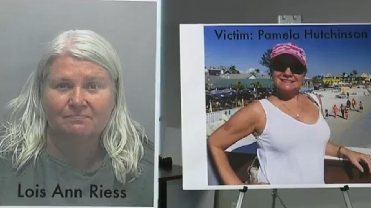 Lois Riess indicted on First Degree Murder