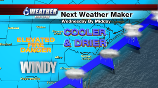 6WEATHER Next Weather Maker Graphic