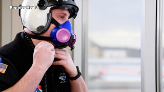 Custom masks for paramedics reap unexpected benefits