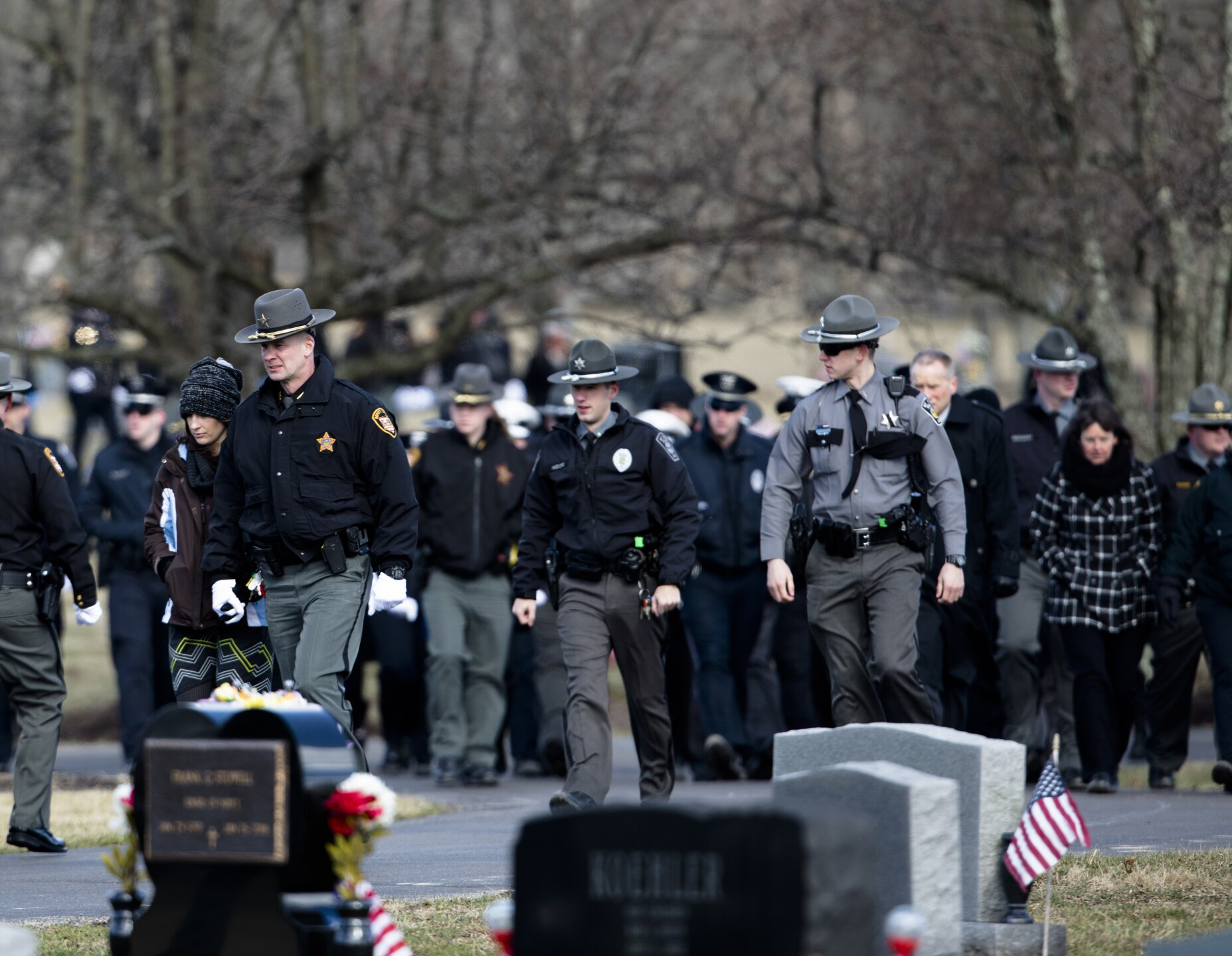 Police Burial Cemetary  139