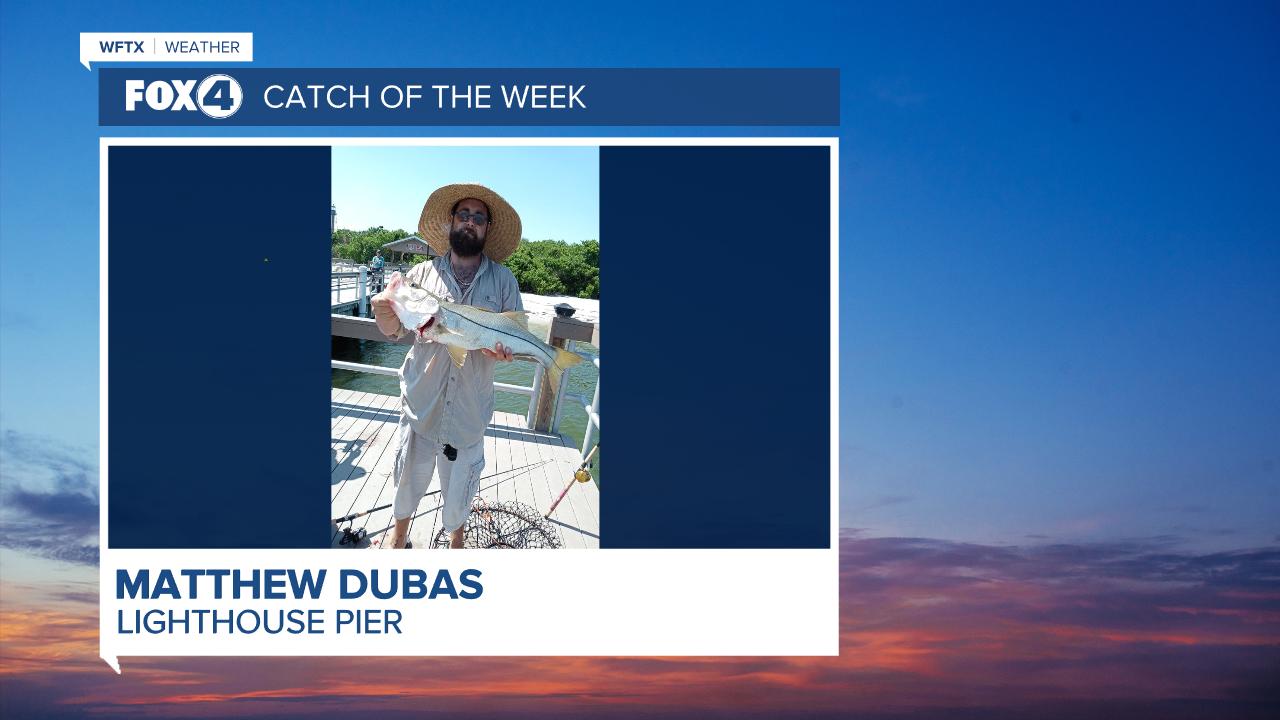 Catch of the Week - Matthew Dubas