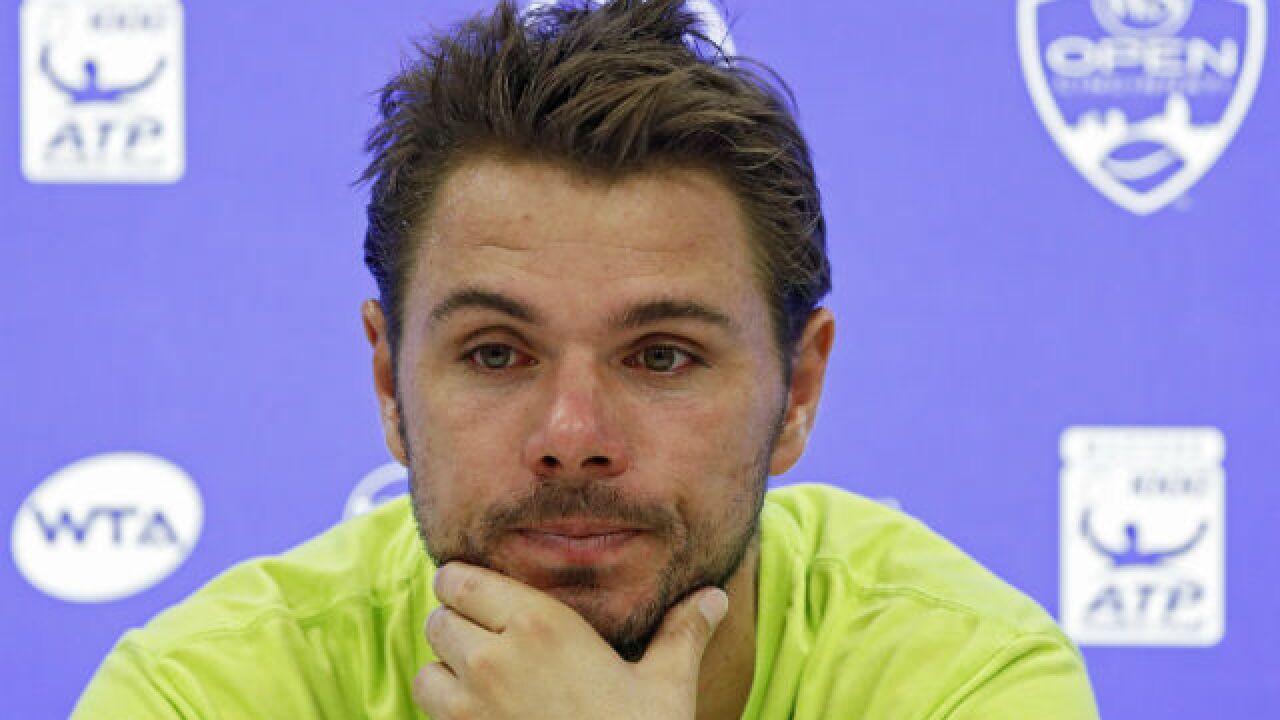 Stan Wawrinka ready for Western & Southern Open after skipping Olympics