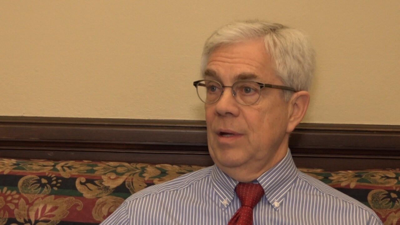 Lt. Gov. Cooney used Capitol office during campaign-related call