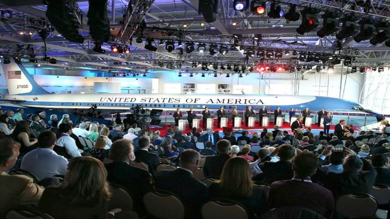 Fact-checking the second GOP presidential debate