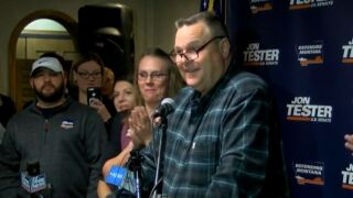 Democrat Tester ekes out another close victory in Montana's big-bucks U.S Senate race