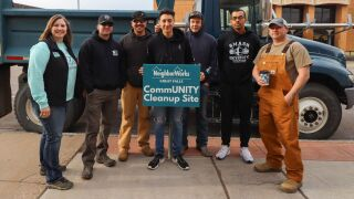 CommUNITY Cleanup in Great Falls