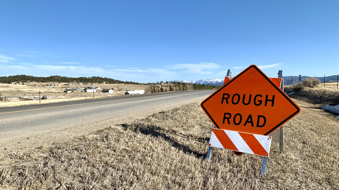 Pothole season keeps Lewis and Clark County roadworkers busy
