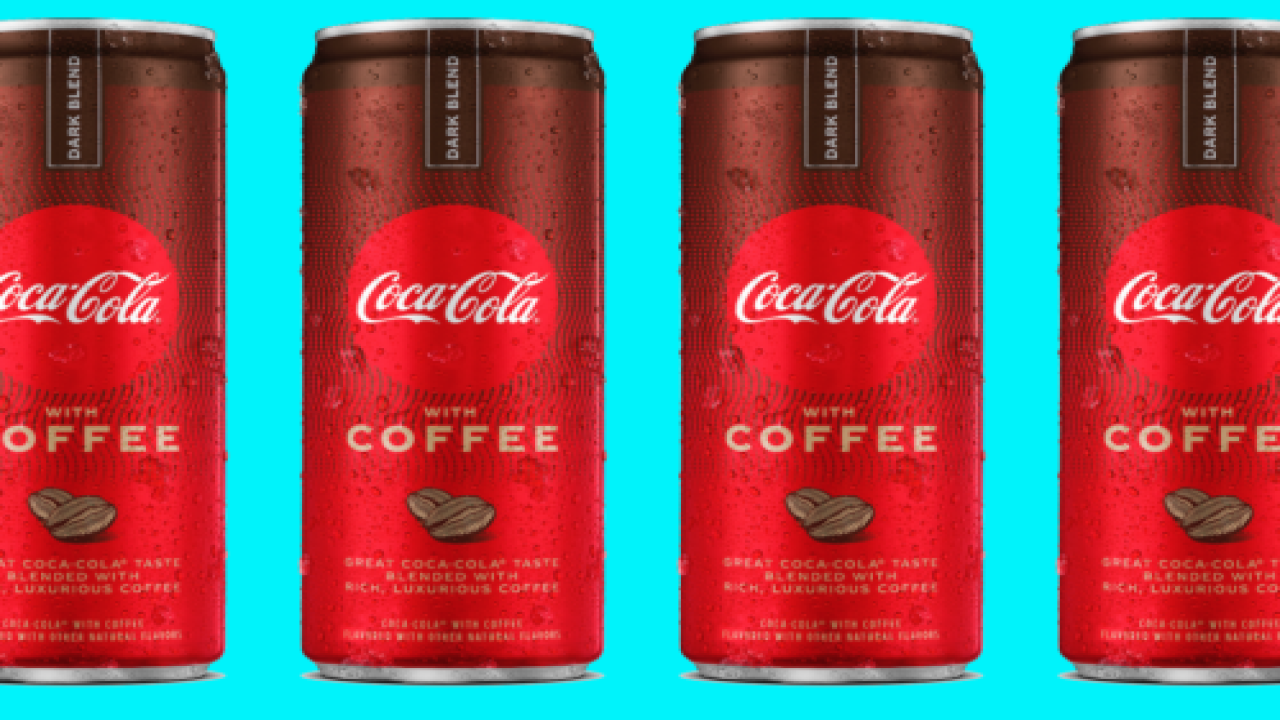 Coca-Cola With Coffee Is Now In Grocery Stores Nationwide