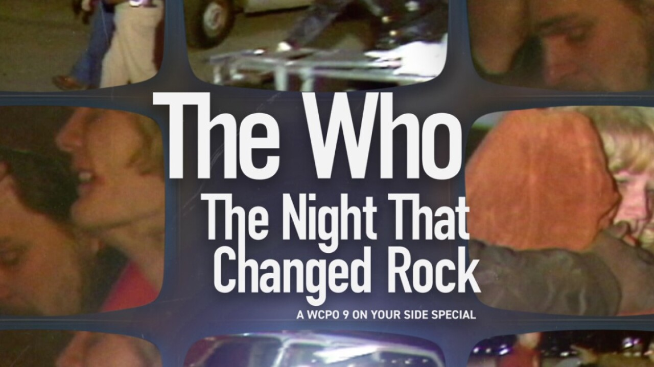 40 years later, The Who opens up about concert tragedy that killed 11 in Cincinnati