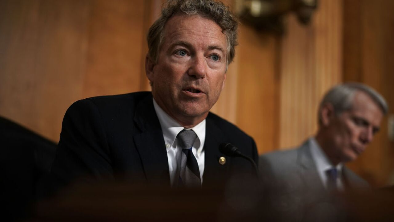 Rand Paul's vote likely gives Senate enough to oppose national emergency declaration