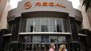 Regal Cinemas Regal movie theater - AP