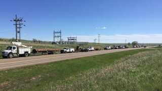 Power out for some eastern Montana residents for days after storm