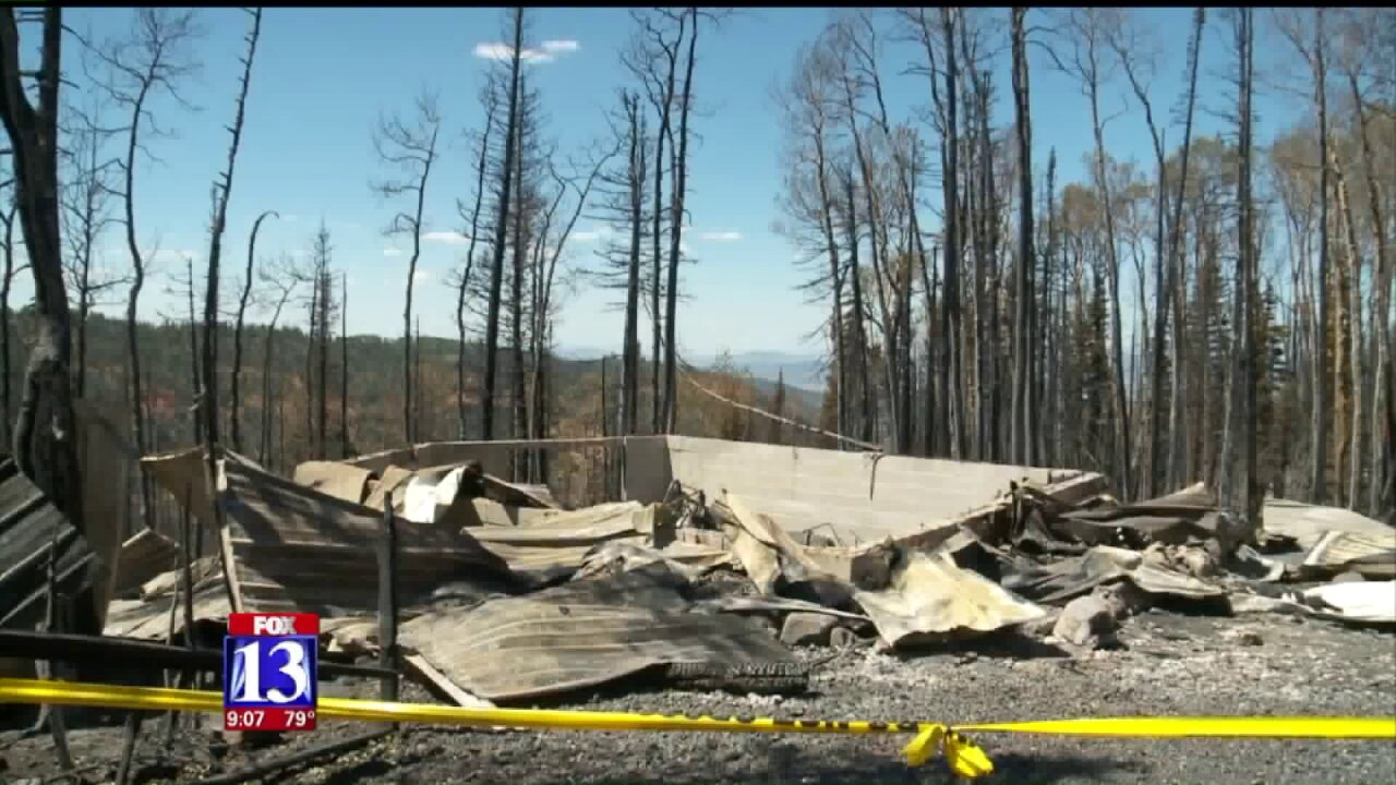 Evacuation order lifted at Brian Head as wildfire spreads to nearly 60,000acres