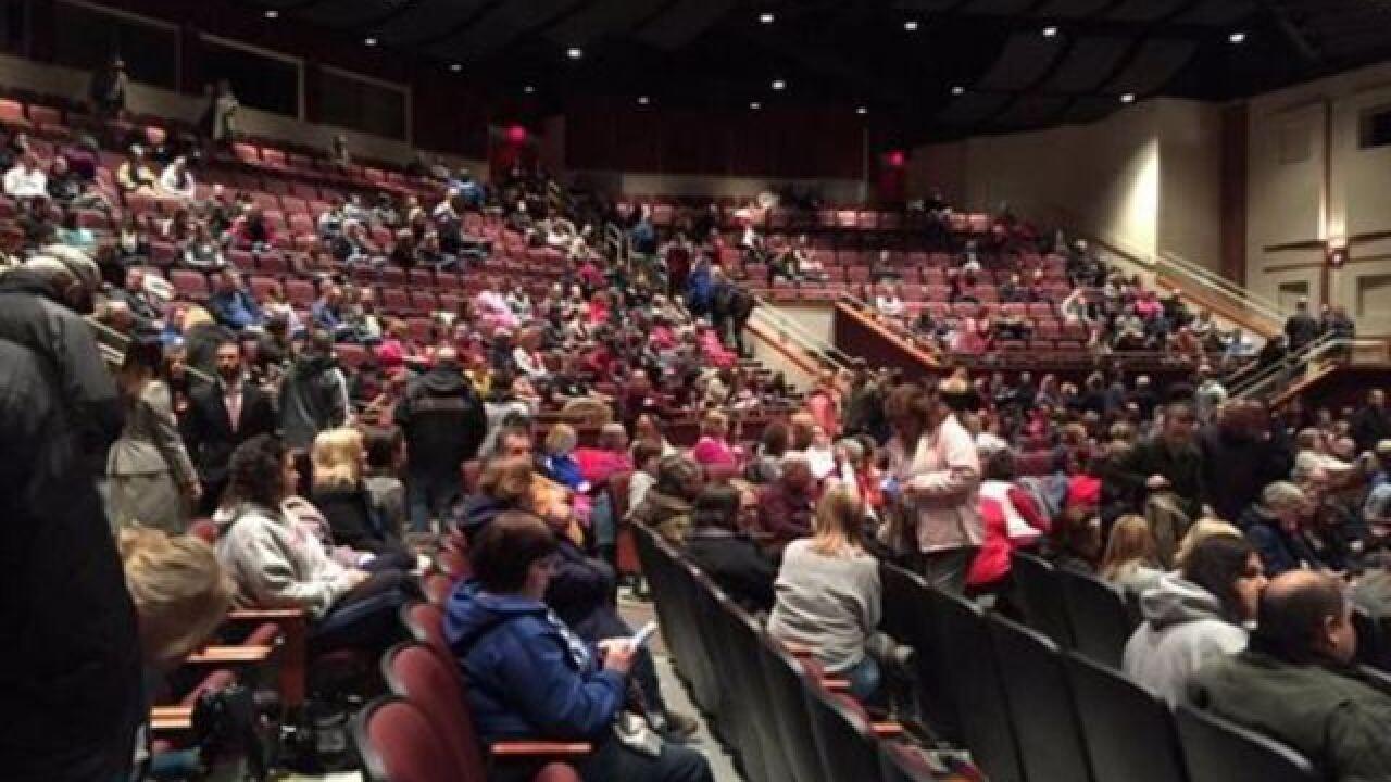 Plainfield HS hosts meeting to discuss threats