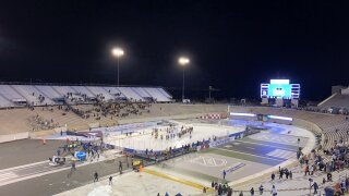 Colorado College tops Air Force in Faceoff at Falcon Stadium