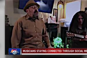 Metro Detroit musicians staying connected through social media