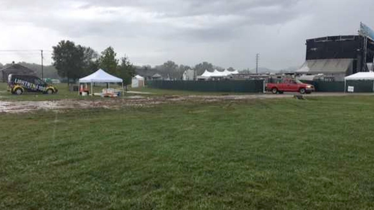 Pilgrimage Fest Canceled Due To Weather