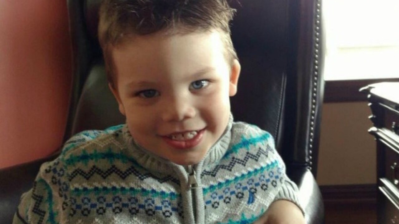 Elkhorn family honors toddler two years after death