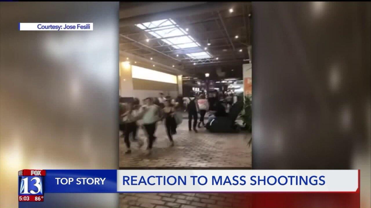Mass panic, false alarm reactions normal after mass shootings, expertsays