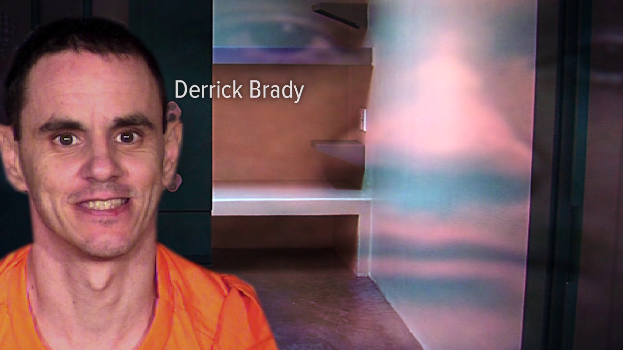 Derrick Brady Clements cellmate