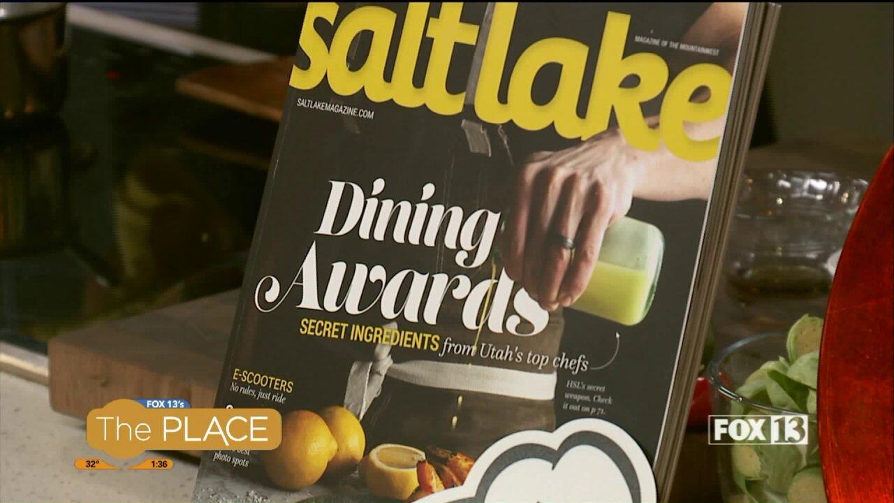 Recipe from Salt Lake Magazine Dining Awards winner Silver StarRestaurant