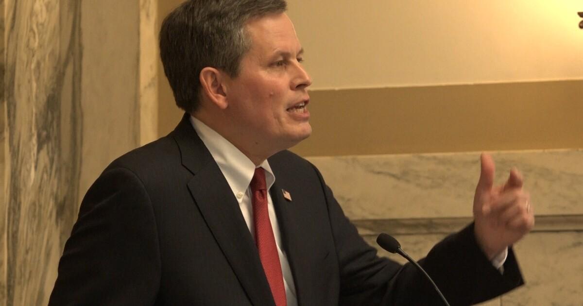 Unknown Republican enters MT's U.S. Senate race, challenging Daines