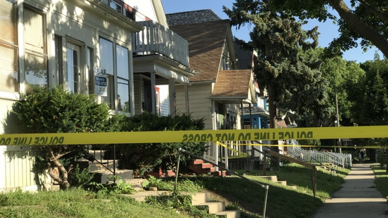 Woman shot, killed on Milwaukee's north side.