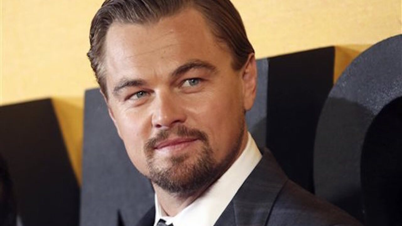 Obama, DiCaprio take on climate change together