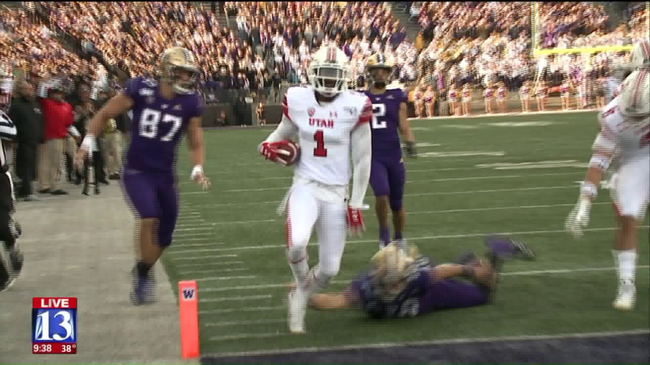 Utes score 21 unanswered points for the comeback win against Washington