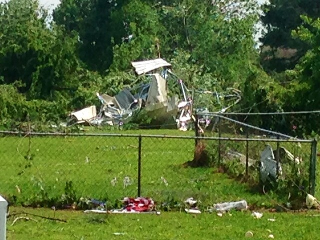 IMAGES: May severe storms hit Green Country