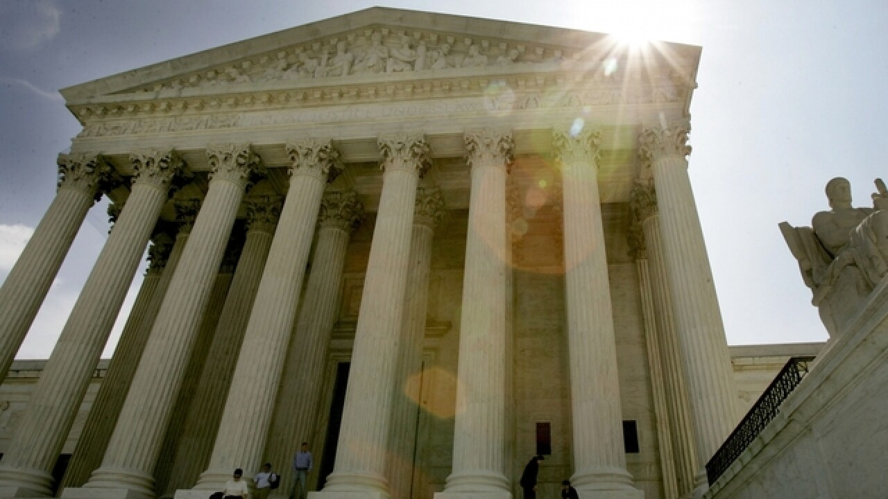 Supreme Court puts on hold gerrymandering rulings in Michigan, Ohio