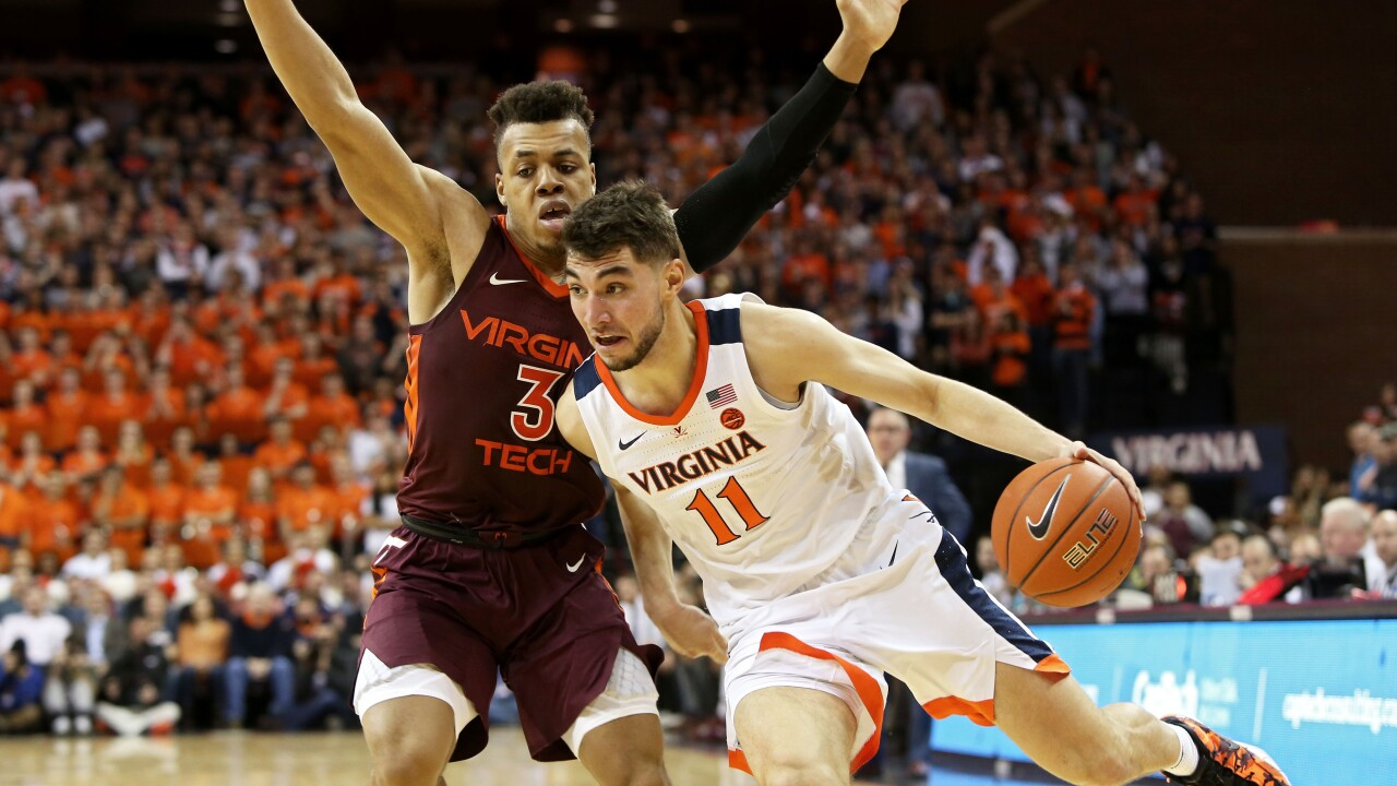 March Madness: CBS projects multiple Virginia teams to earn NCAA tournament bids