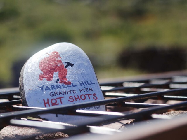 A Photo Tour Of Granite Mountain Hotshots Memorial State Park
