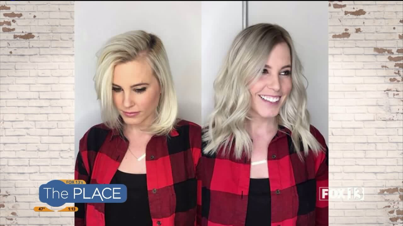 Grow your hair out in seconds with hair extension styles for everylength