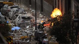 Spain Madrid Explosion