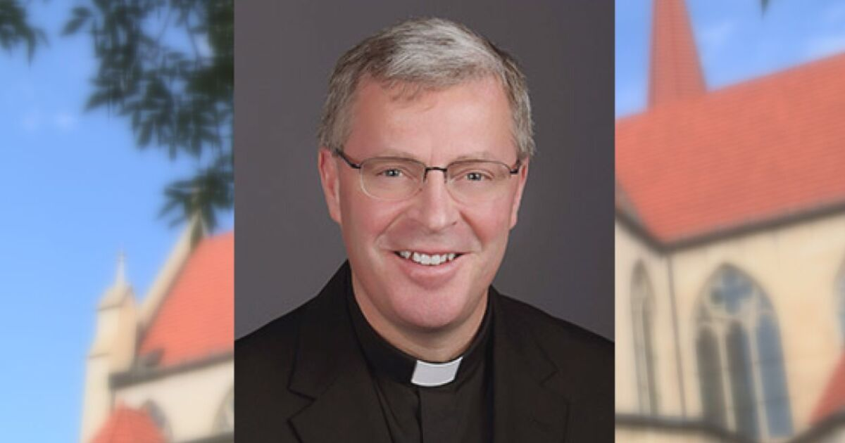Bishop-elect Vetter settles into Helena ahead of ordination