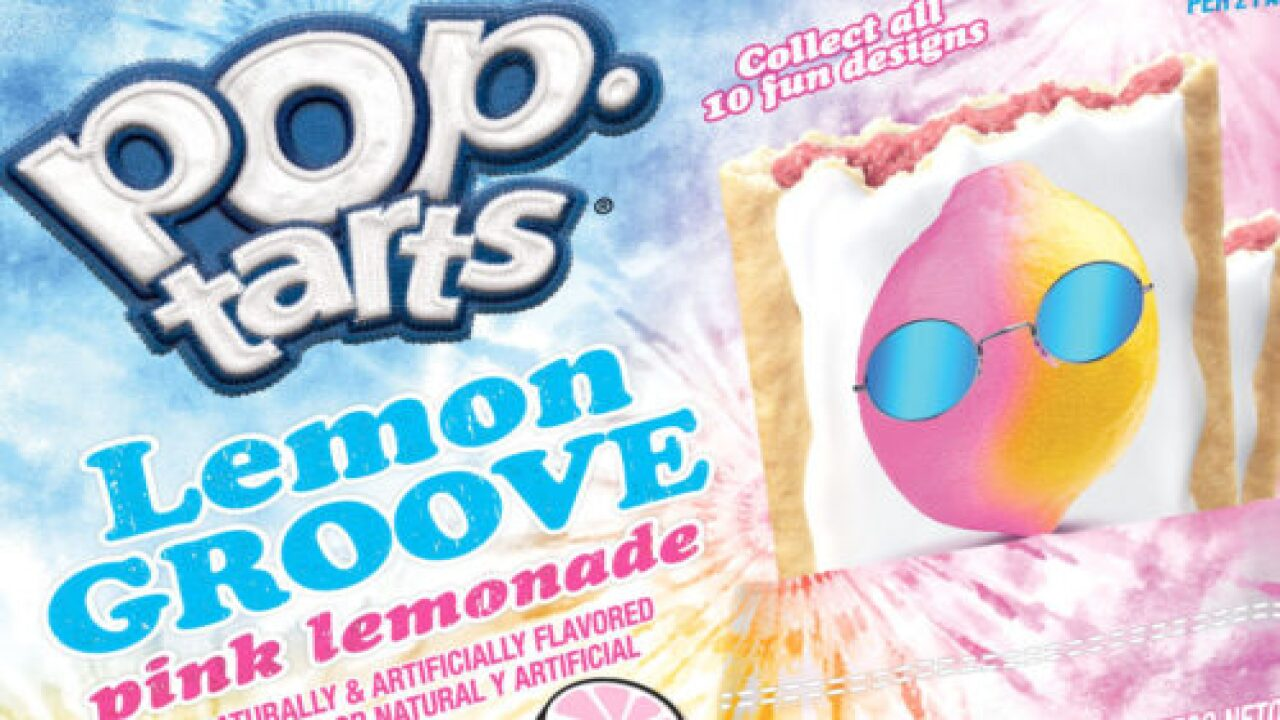Pop-Tarts' Newest Flavor Is Pink Lemonade