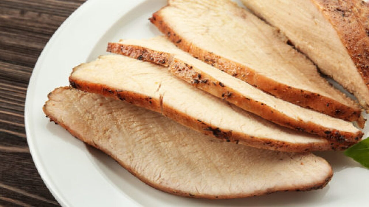 You Can Now Buy Pumpkin Spice-glazed Turkey Breast