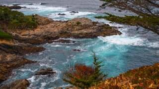 Ocean Water Colors
