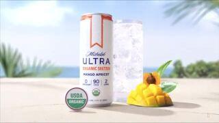 Michelob Organic Seltzer