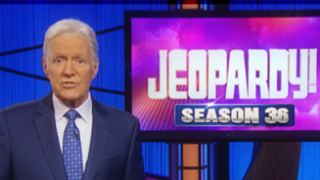 Alex Trebek completes chemo, is 'Back at Work' preparing for season 36 ofJeopardy!